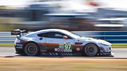 2012 Aston Martin V8 Vantage GTE Gulf - Sebring 12 hours 7