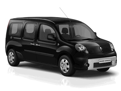 2012 Renault Grand Kangoo 1