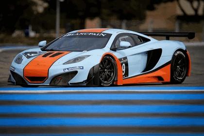 2012 McLaren MP4-12C GT3 - world race debut 1