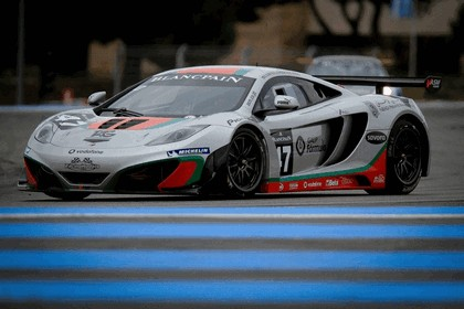 2012 McLaren MP4-12C GT3 - world race debut 6