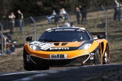 2012 McLaren MP4-12C GT3 - world race debut 7