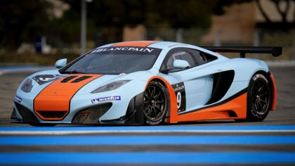 2012 McLaren MP4-12C GT3 - world race debut 7