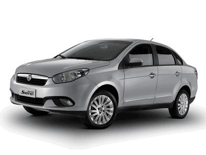 2012 Fiat Grand Siena Essence 1