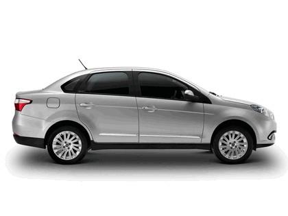 2012 Fiat Grand Siena Essence 2
