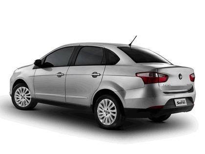 2012 Fiat Grand Siena Essence 3