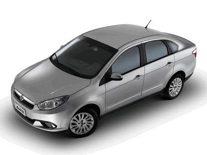 2012 Fiat Grand Siena Essence 4