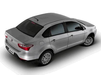 2012 Fiat Grand Siena Essence 5