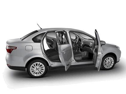 2012 Fiat Grand Siena Essence 6