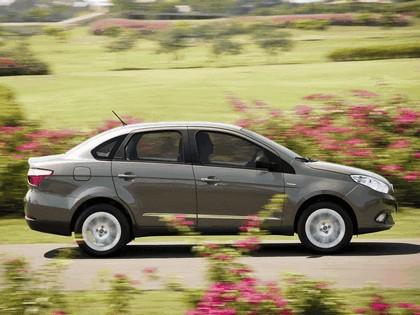 2012 Fiat Grand Siena Essence 11