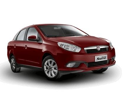 2012 Fiat Grand Siena Attractive 4