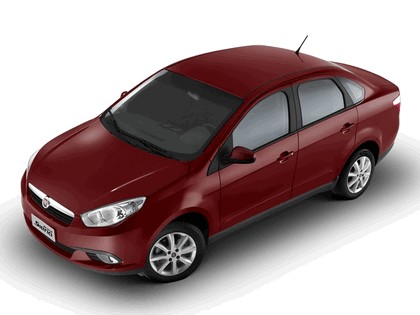 2012 Fiat Grand Siena Attractive 6