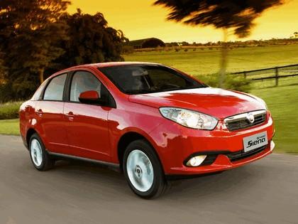 2012 Fiat Grand Siena Attractive 10