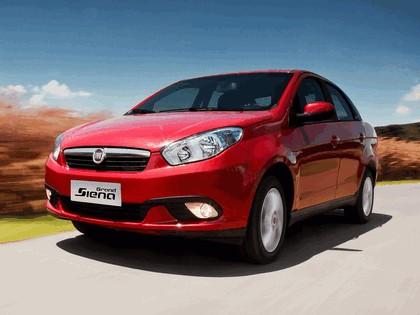 2012 Fiat Grand Siena Attractive 16