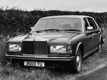 1980 Rolls-Royce Silver Spirit 1