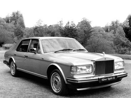 1989 Rolls-Royce Silver Spirit II 1