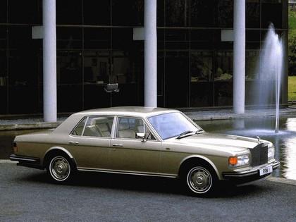 1989 Rolls-Royce Silver Spirit II 3