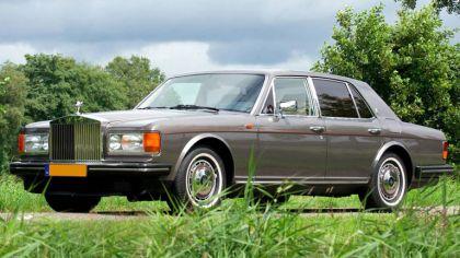 1989 Rolls-Royce Silver Spirit II 2