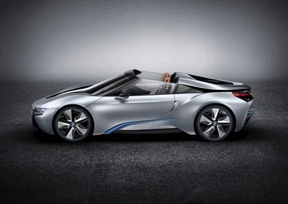 2012 BMW i8 concept spyder 2