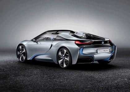 2012 BMW i8 concept spyder 3