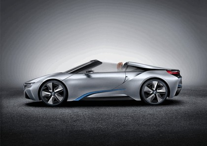 2012 BMW i8 concept spyder 4