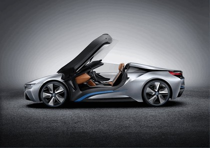 2012 BMW i8 concept spyder 5