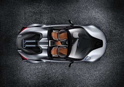 2012 BMW i8 concept spyder 6