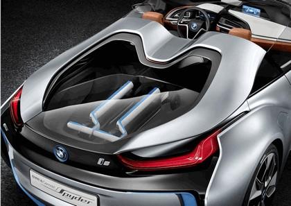 2012 BMW i8 concept spyder 7