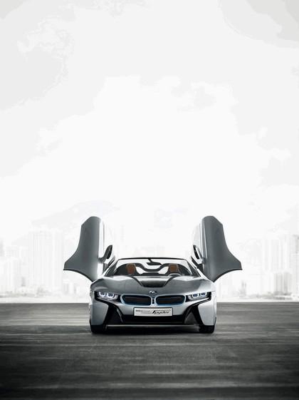 2012 BMW i8 concept spyder 14