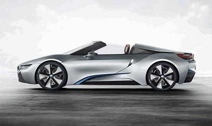 2012 BMW i8 concept spyder 15