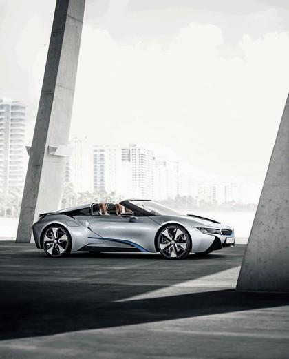 2012 BMW i8 concept spyder 19