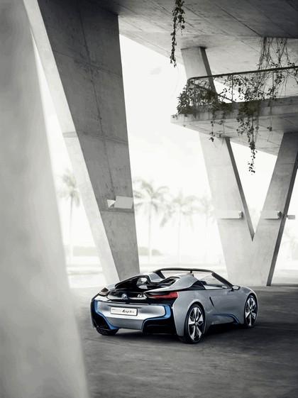 2012 BMW i8 concept spyder 20