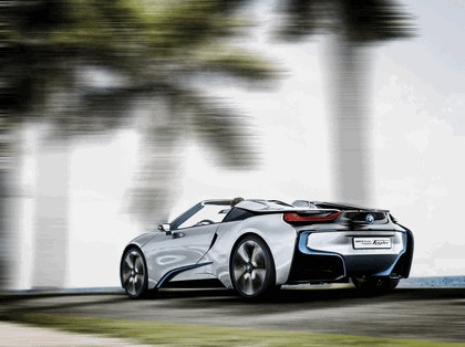 2012 BMW i8 concept spyder 24