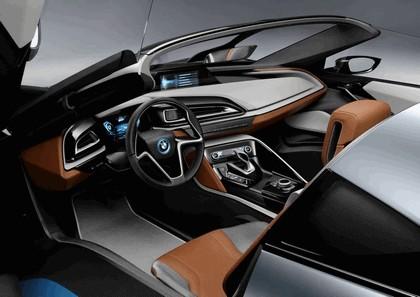 2012 BMW i8 concept spyder 25