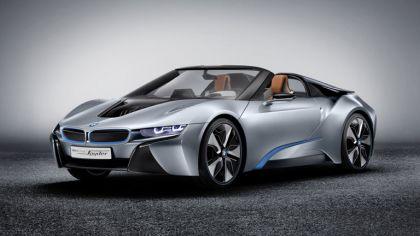 2012 BMW i8 concept spyder 1
