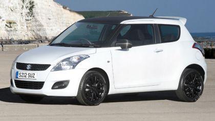 2012 Suzuki Swift Attitude special edition - UK version 7