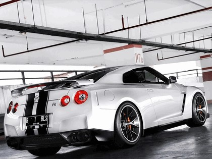2012 Nissan GT-R ( R35 ) by PUR Wheels 3
