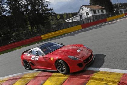 2011 Ferrari 599XX 1
