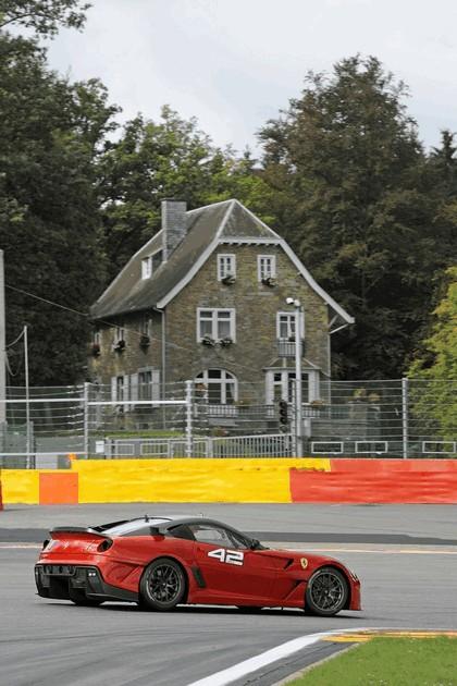 2011 Ferrari 599XX 2