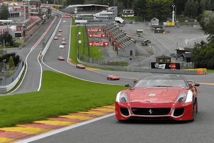 2011 Ferrari 599XX 3