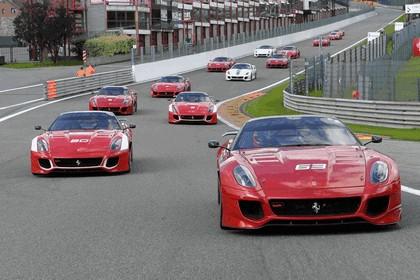 2011 Ferrari 599XX 4