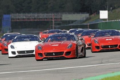 2011 Ferrari 599XX 5