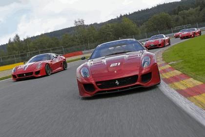2011 Ferrari 599XX 7