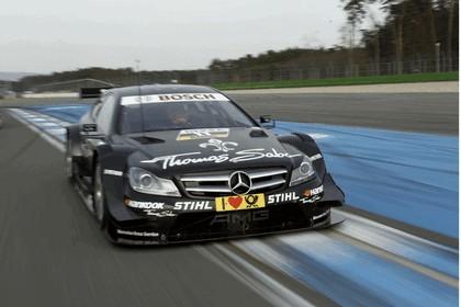 2012 Mercedes-Benz C-klasse coupé DTM - on track unveiling 2