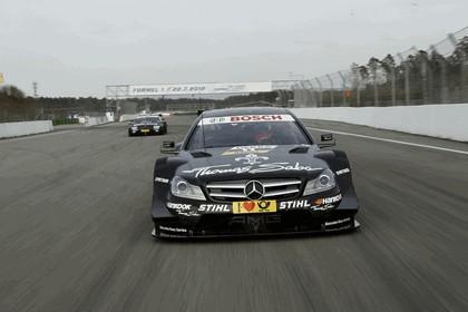 2012 Mercedes-Benz C-klasse coupé DTM - on track unveiling 3
