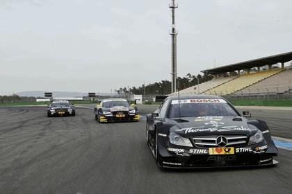 2012 Mercedes-Benz C-klasse coupé DTM - on track unveiling 7