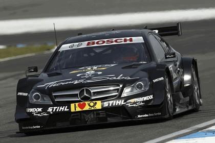 2012 Mercedes-Benz C-klasse coupé DTM - on track unveiling 8