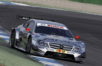 2012 Mercedes-Benz C-klasse coupé DTM - on track unveiling 14