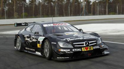 2012 Mercedes-Benz C-klasse coupé DTM - on track unveiling 1