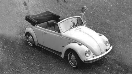 1968 Volkswagen Beetle convertible 2