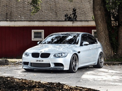 2009 BMW M3 ( E90 ) by IND Distribution 4